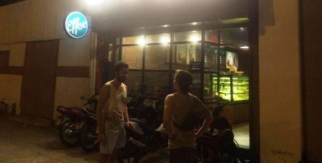 Truy sát kinh hoàng ở trung tâm Sài Gòn - ảnh 1