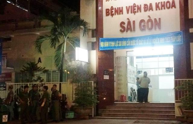 Truy sát kinh hoàng ở trung tâm Sài Gòn - ảnh 2