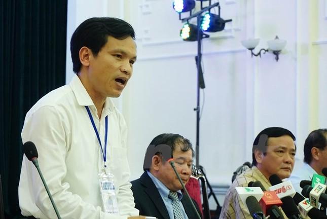 Lãnh đạo Bộ liên hệ thơ Hàn Mặc Tử để lý giải tranh cãi đề Văn - ảnh 1