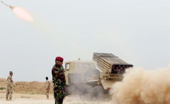 Nhiều thủ lĩnh IS ôm tài sản chạy sang Syria - ảnh 1