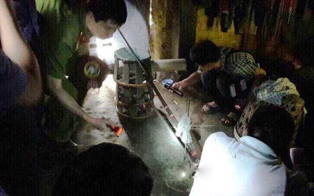 Đã xác định nghi phạm vụ giết 4 người ở Lào Cai - ảnh 1