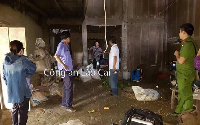 Đã xác định nghi phạm vụ giết 4 người ở Lào Cai - ảnh 2