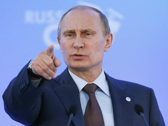 Putin cáo buộc Ukraine tìm cách tấn công vào Crimea - ảnh 1