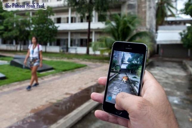 Pokemon Go khiến nạn nhân Khmer Đỏ nổi giận - ảnh 2
