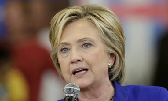 Bà Clinton cam kết sẽ cứng rắn hơn với Trung Quốc - ảnh 1