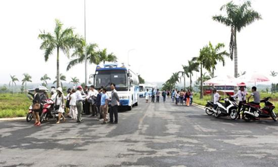 Đất Đồng Nai rầm rộ xả hàng đón sóng hạ tầng Sài Gòn - ảnh 1