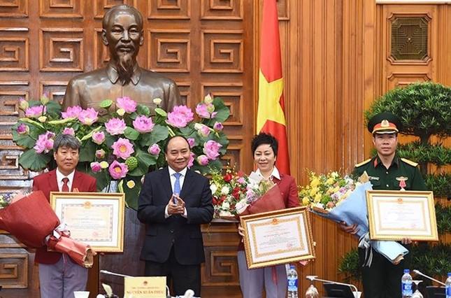 Hoàng Xuân Vinh từ chối xin danh hiệu Anh hùng lao động - ảnh 2