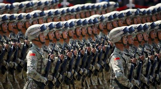 Trung Quốc sẽ viện trợ và huấn luyện quân sự cho Syria - ảnh 1