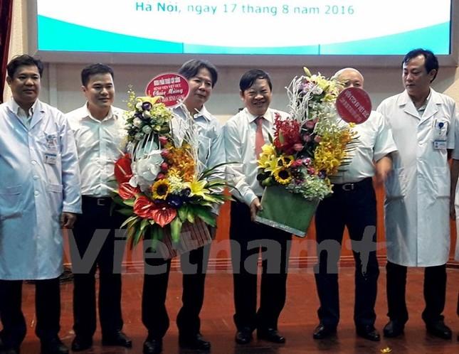 Bộ trưởng Y tế lý giải lựa chọn lãnh đạo Bệnh viện Việt Đức - ảnh 1