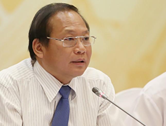 Bộ trưởng Trương Minh Tuấn: Tránh khiêu khích hacker nước ngoài - ảnh 1