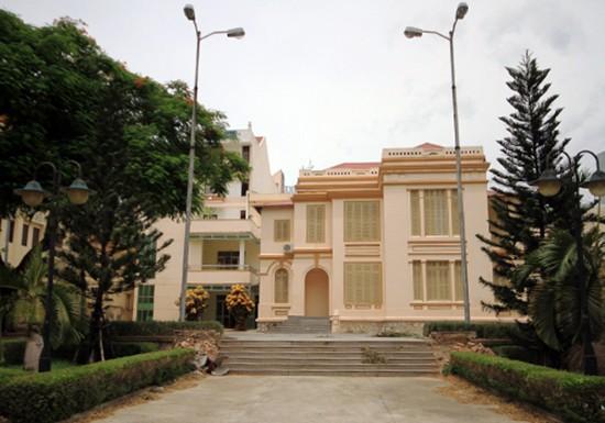 Thành ủy Đà Nẵng dỡ bỏ tòa nhà hơn 100 tuổi để mở rộng trụ sở - ảnh 1
