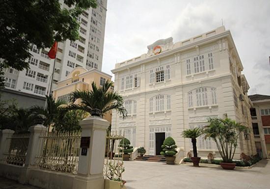 Thành ủy Đà Nẵng dỡ bỏ tòa nhà hơn 100 tuổi để mở rộng trụ sở - ảnh 2