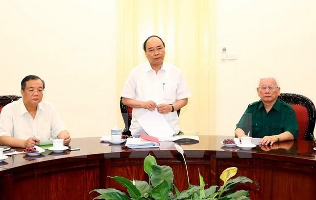 Thủ tướng làm việc với Hội Cựu Thanh niên xung phong Việt Nam - ảnh 1