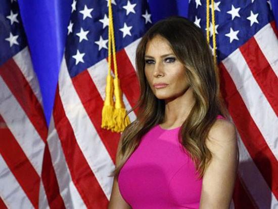 Vợ Trump dọa kiện 10 tờ báo tố bà làm 'gái gọi' - ảnh 1