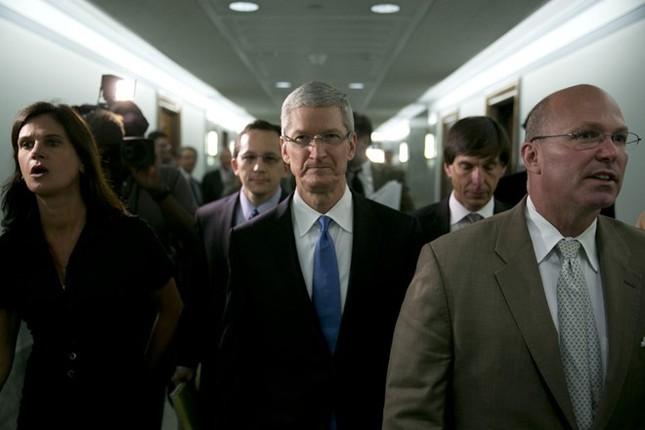 5 năm Tim Cook làm CEO Apple: Cô đơn và cay đắng - ảnh 2