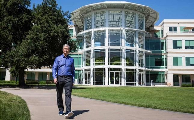 5 năm Tim Cook làm CEO Apple: Cô đơn và cay đắng - ảnh 4