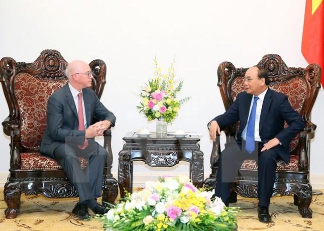 IMF cam kết hợp tác chặt chẽ với các cơ quan của Việt Nam - ảnh 1