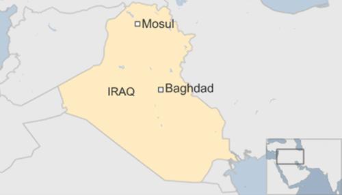 IS ở Mosul suy yếu, tự hành quyết nhau - ảnh 2
