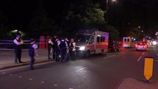 Tấn công bằng dao gây chết người ở London - ảnh 1
