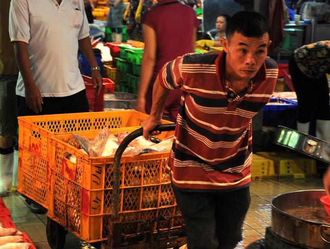 Chợ cá tươi rói ở Sài Gòn chỉ bán vào ban đêm - ảnh 7