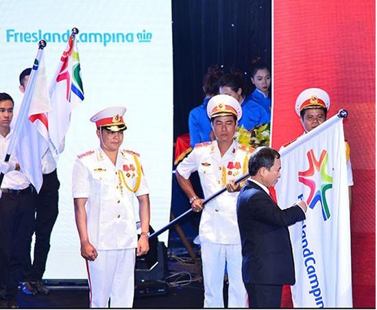 FrieslandCampina Việt Nam đón nhận Huân chương Lao động hạng Nhất - ảnh 2