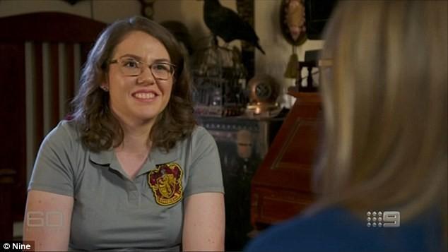 Cô gái có trí nhớ siêu phàm, thuộc lòng cả bộ truyện Harry Potter - ảnh 1