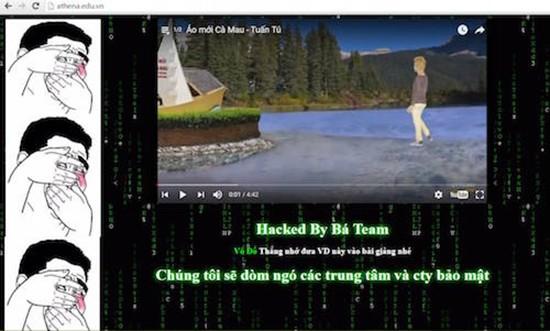 Một trung tâm an ninh mạng Việt Nam bị hacker tấn công - ảnh 1