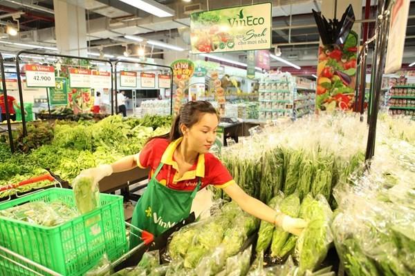 Vingroup liên kết 1000 HTX và hộ nông dân cung ứng nông sản sạch  - ảnh 2