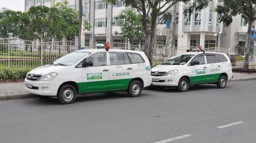 Từ 15/7, taxi phải lắp thiết bị giám sát hành trình - anh 1