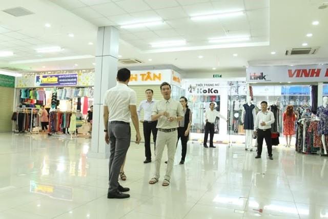 Cận cảnh chợ sỉ thời trang 70 tỷ của Mr.Đàm - anh 3