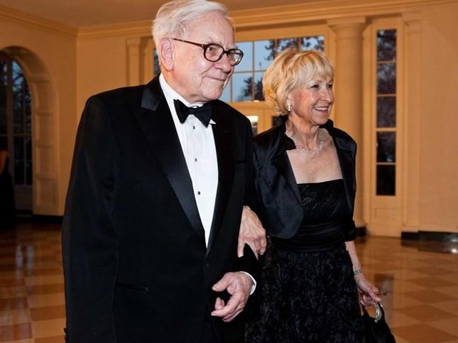 10 cặp vợ chồng giàu có nhất thế giới - anh 3