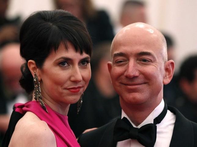 10 cặp vợ chồng giàu có nhất thế giới - anh 7