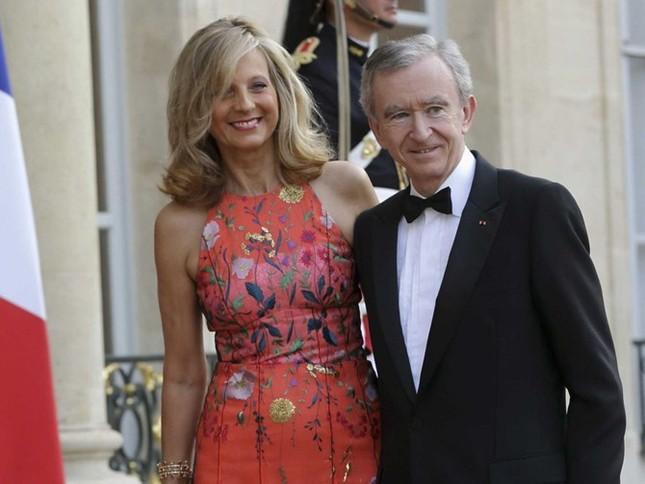 10 cặp vợ chồng giàu có nhất thế giới - anh 8