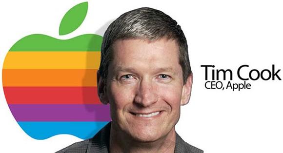 """CEO của Apple đau đầu vì """"núi"""" tiền mặt - anh 1"""