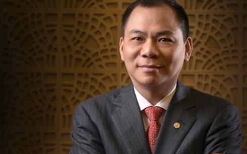 Vợ chồng tỷ phú giàu nhất Việt Nam nhận hơn 5 tỷ tiền thưởng - anh 1