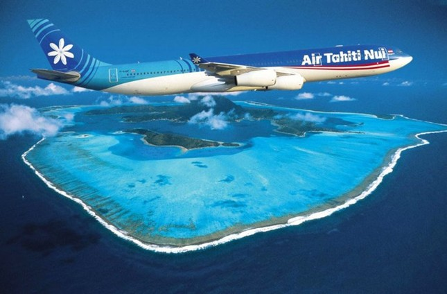 """Vietnam Airlines lọt top 20 hãng hàng không """"lòe loẹt"""" nhất thế giới - anh 3"""