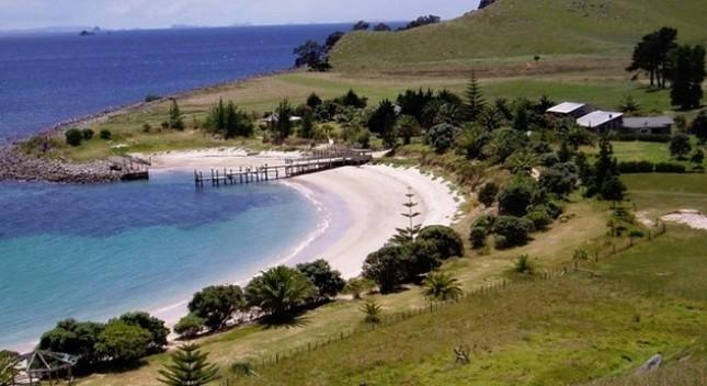 Danh tính đại gia Trung Quốc chi 152 tỷ mua đảo ở New Zealand làm...đồ chơi - anh 1