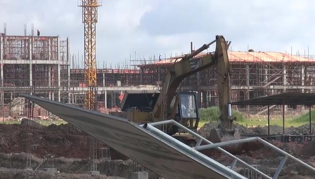 Quảng Ninh: Doanh nghiệp Trung Quốc xây dựng dự án khi chưa có quyết định giao đất - anh 2
