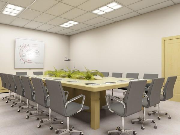 Bài trí bàn ghế phòng họp chuẩn phong thủy giúp công ty phát tài phát lộc - anh 1