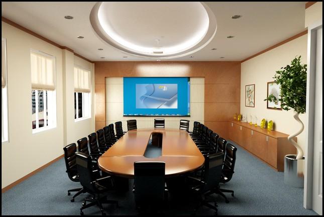 Bài trí bàn ghế phòng họp chuẩn phong thủy giúp công ty phát tài phát lộc - anh 3