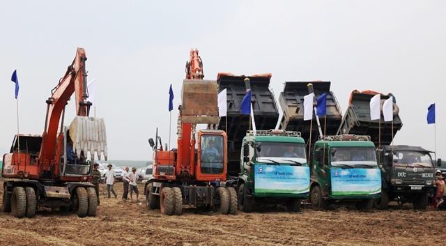 Vinamilk khởi công tổ hợp các trang trại bò sữa công nghệ cao tại Thanh Hóa - anh 3