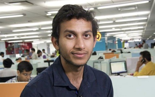 Lời khuyên của doanh nhân 21 tuổi sở hữu 1.000 khách sạn ở Ấn Độ - anh 1