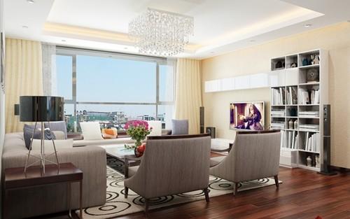 Nguyên tắc bài trí phong thủy cần biết cho căn hộ chung cư 2-3 phòng ngủ - anh 1