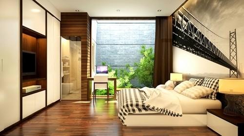 Nguyên tắc bài trí phong thủy cần biết cho căn hộ chung cư 2-3 phòng ngủ - anh 2