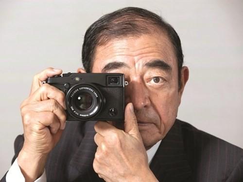 Shigetaka Komori và cuộc đại phẫu Fujifilm - anh 1