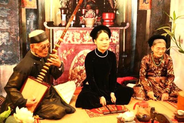 Giới trẻ trải nghiệm cùng di sản văn hóa - anh 1