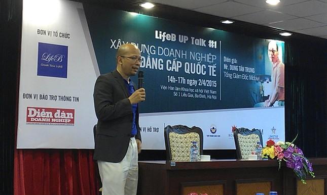 Doanh nhân gốc Việt lập công ty gần 2 tỷ đô từ 2 USD - anh 2