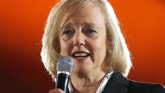 CEO HP trở thành nữ tướng giàu nhất làng công nghệ - anh 1