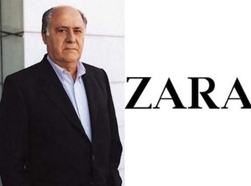 """""""Vượt mặt"""" tỷ phú Slim, ông chủ Zara giành ngôi người giàu thứ 3 thế giới - anh 1"""