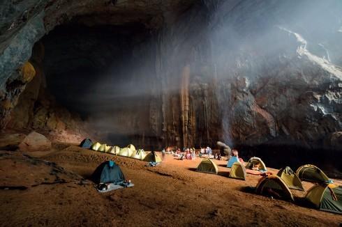 Hang động lớn nhất thế giới Sơn Đoòng: Lại để người khác quảng bá hộ - anh 2